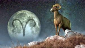Aries Moon-by D.Eskridge